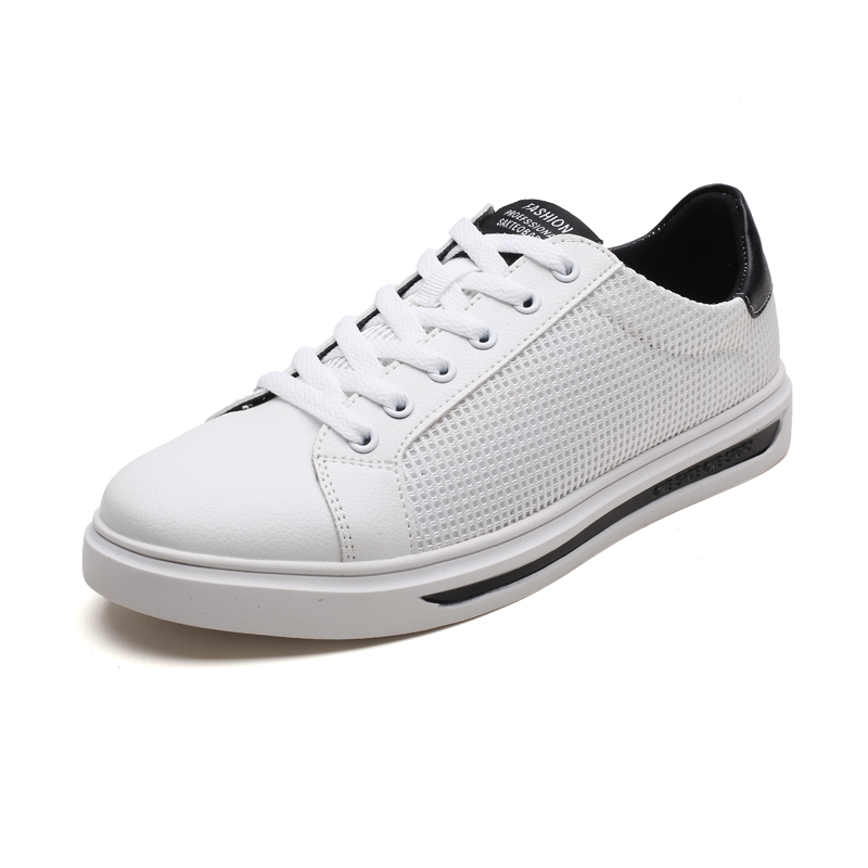 MIUBU Men 39 s 2019 Spring And Summer Breathable White shoes Casual Shoes Fashion Trend Breathable Mesh men 39 s Casual Shoes in Men 39 s Casual Shoes from Shoes