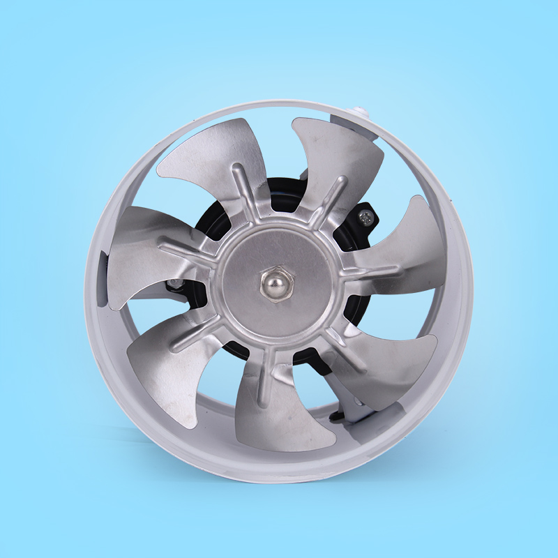 150mm exhaust fan for kitchen, AC220V pipeline fan for ventilation, 6 inch high speed mute fan for kitchen, bath room