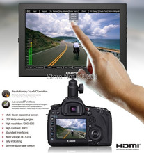 LILLIPUT TM-1018/O/P 10.1 Touch hdmi Monitor With AV HDMI VGA Video camera Camcorder Secondary monitor DSLR Full HD Camcorder