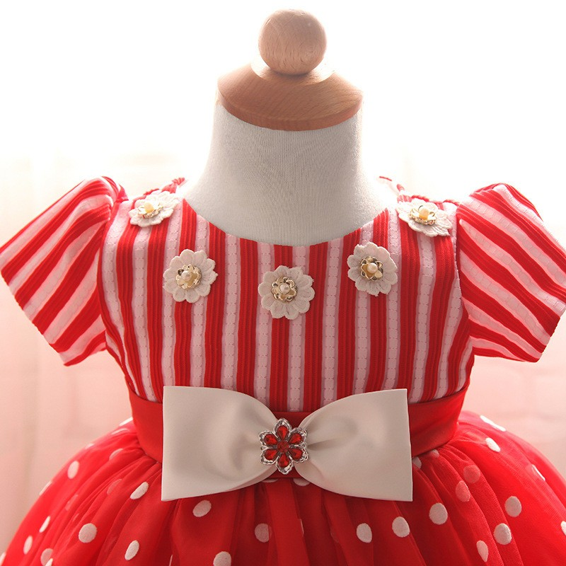 Newborn Christening Dress (9)