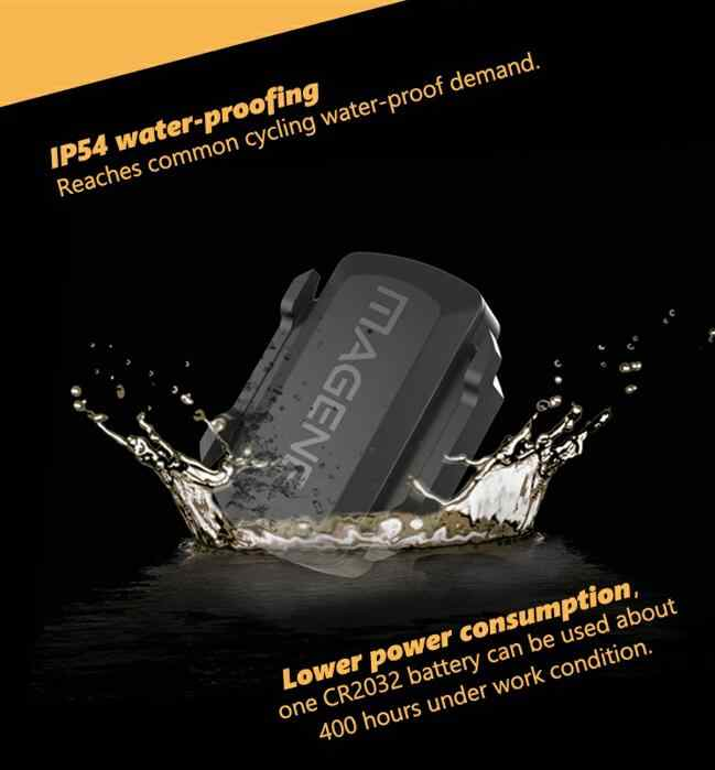 iGPSPORT MAGENE gemini 210 Speed Sensor cadence ant+ Bluetooth for Strava  garmin bryton bike bicycle computer