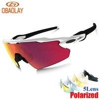 Polarized Outdoor Sports Bike JBR Sunglass Cycling MTB Eyewear Glasses Goggles Bicycle Fishing Radar EV Ciclismo