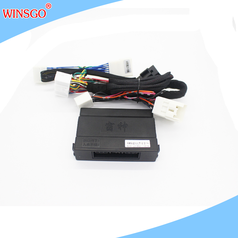 Car Side Rear View Mirror Folder Spread Power Window Closer Open Kit For Mazda 3 CX