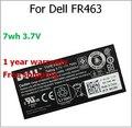 7wh 3.7 v batería del ordenador portátil para dell FR463 for Poweredge Perc 5i 6i P9110 NU209 U8735 XJ547