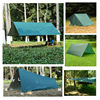 Ultralight Double Layer 1 2 Person Potable Waterproof Tent Shelter For Hunting Fishing Camping Tent Outdoor