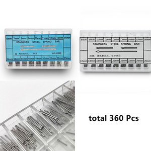 360PCS 8-25mm / 6-23mm Stainle