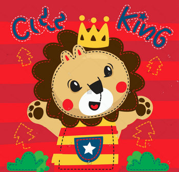 Lion King Baby Happy Cartoon Cute Crown Jungle Striped Backgrounds Vinyl Cloth Computer Print Children Kids Backdrop Buy At The Price Of 17 34 In Aliexpress Com Imall Com With tenor, maker of gif keyboard, add popular cartoon lion king animated gifs to your conversations. imall