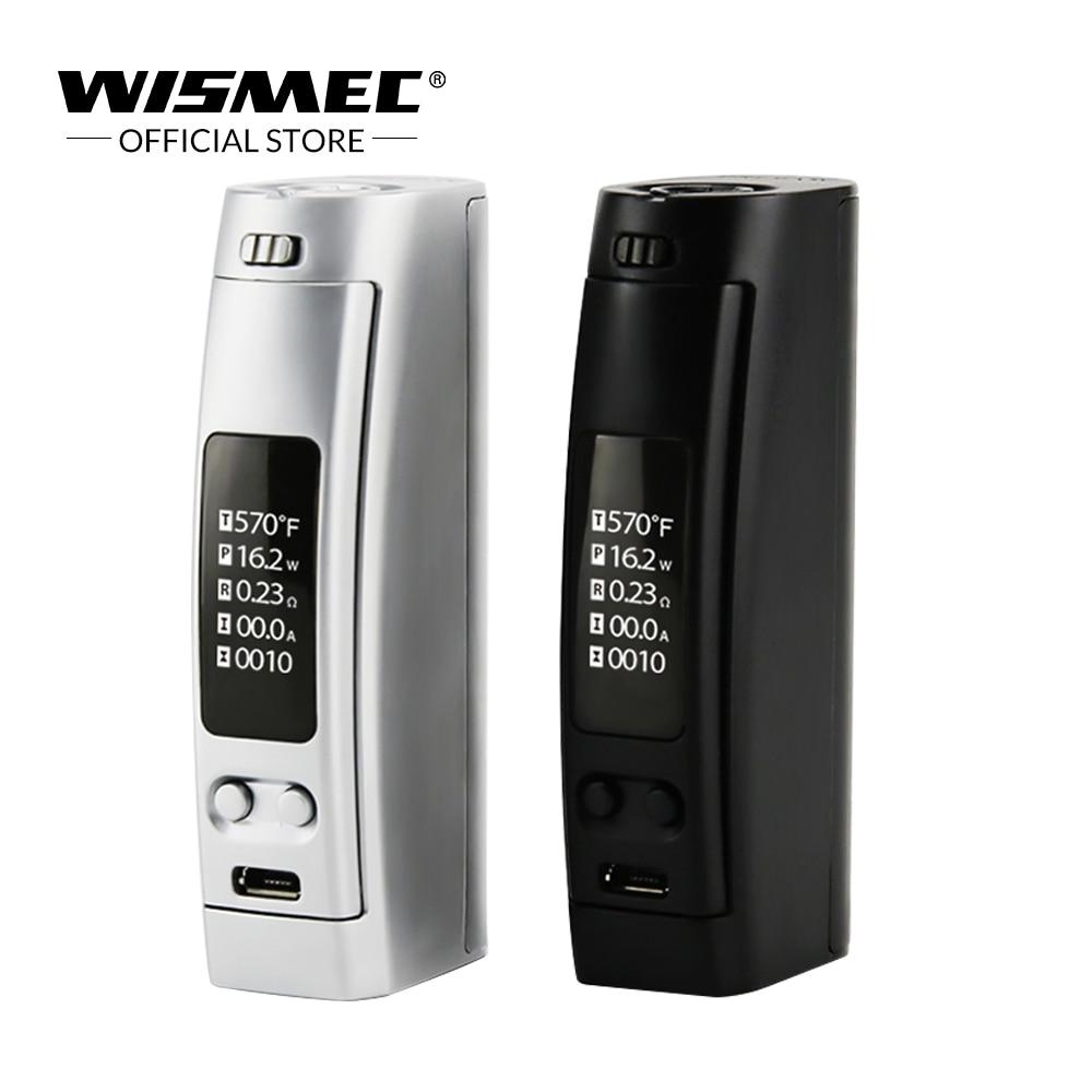 [USA Lager] Original Wismec Presa TC75W Mod Box VW/Bypass/TC-Ni/TC- ti/TC-SS modus Elektronische zigarette vape mod Box