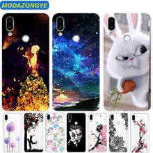 Meizu Note 9 Case Meizu Note9 Case Silicone Soft TPU Back Cover Phone Case Global Version Meizu Note 9 Note9 4G LTE M923Q Case(China)