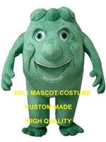 Yeşil canavar maskot kostüm alien özel yetişkin boyutu karikatür karakter cosplay karnaval kostüm 3217