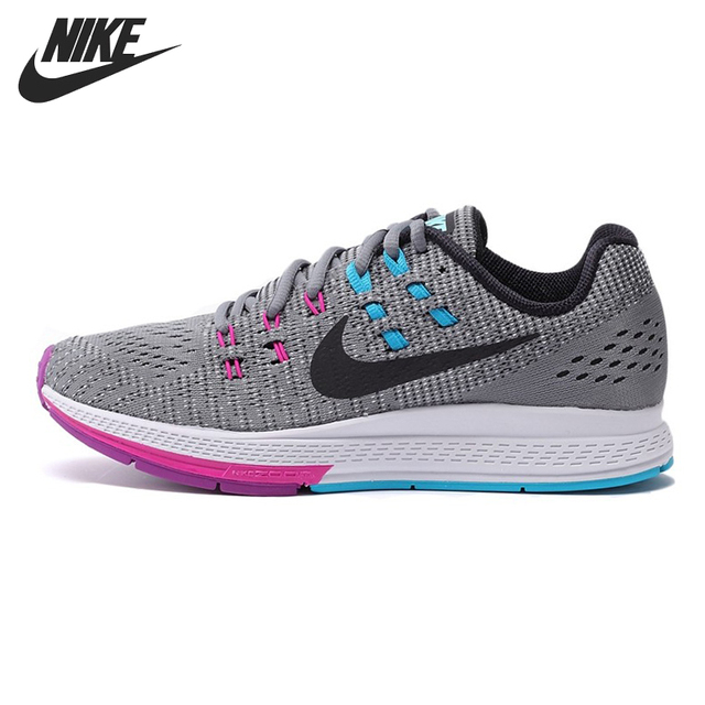 sale retailer 8d678 2226c US $132.69 |Original New Arrival NIKE AIR ZOOM STRUCTURE 19 Women's Running  Shoes Sneakers-in Running Shoes from Sports & Entertainment on ...