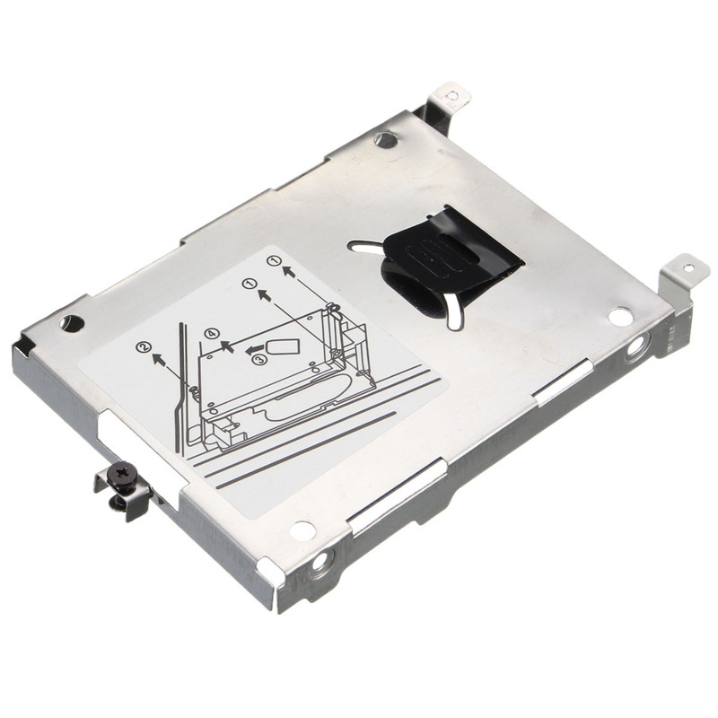 High Quality HDD Hard Disk Drive Caddy With Screws For HP Elite Book 8460P 8470W 8560W 8570 8760W 8770W New Promotion