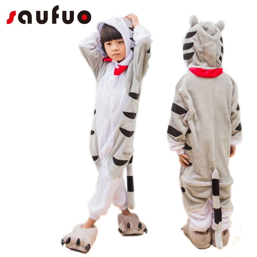 Animal Halloween Cosplay Піжами для дітей Unisex Kid - Костюми
