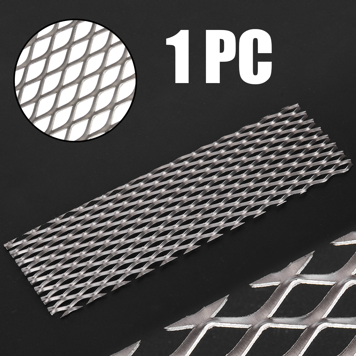 1pc Rectangle Titanium Sheet 50mm*165mm Recycled Metal Titanium Mesh Electrode Heat Corrosion Resistance For Electrolysis