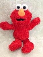 30 CM dos desenhos animados Sesame Street Elmo de pelúcia brinquedos de pelúcia bonecas crianças