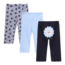 3 PCS LOT font b Baby b font Pants Spring Autumn Lovely Cotton Infant Pants Newborn