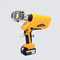16-300mm elektryczne hydrauliczne szczypce EZ-300 akumulator 18 V kabel do zaciskania narzędzia do zaciskania
