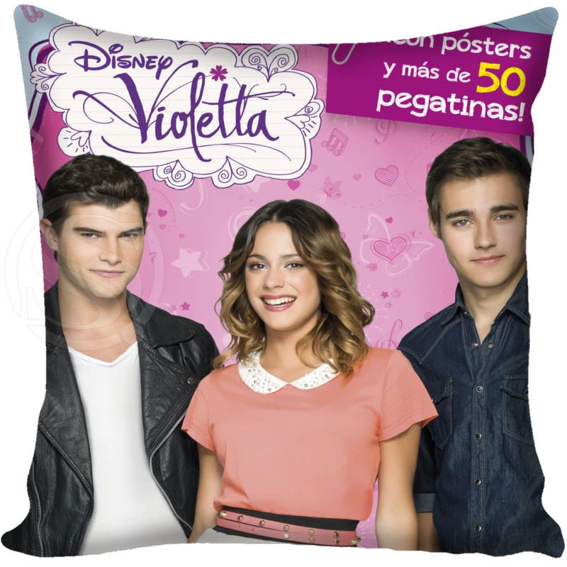 G0309 Hot Sale Custom Violetta Pillowcase Home Hot Pillow Cases 9-22T