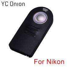 Télécommande IR sans fil universelle, pour Nikon D3000 D3200 D5000 D5300 D5200 D5100 D7000 D7100 D90 D80 D60 D600 D300s D200