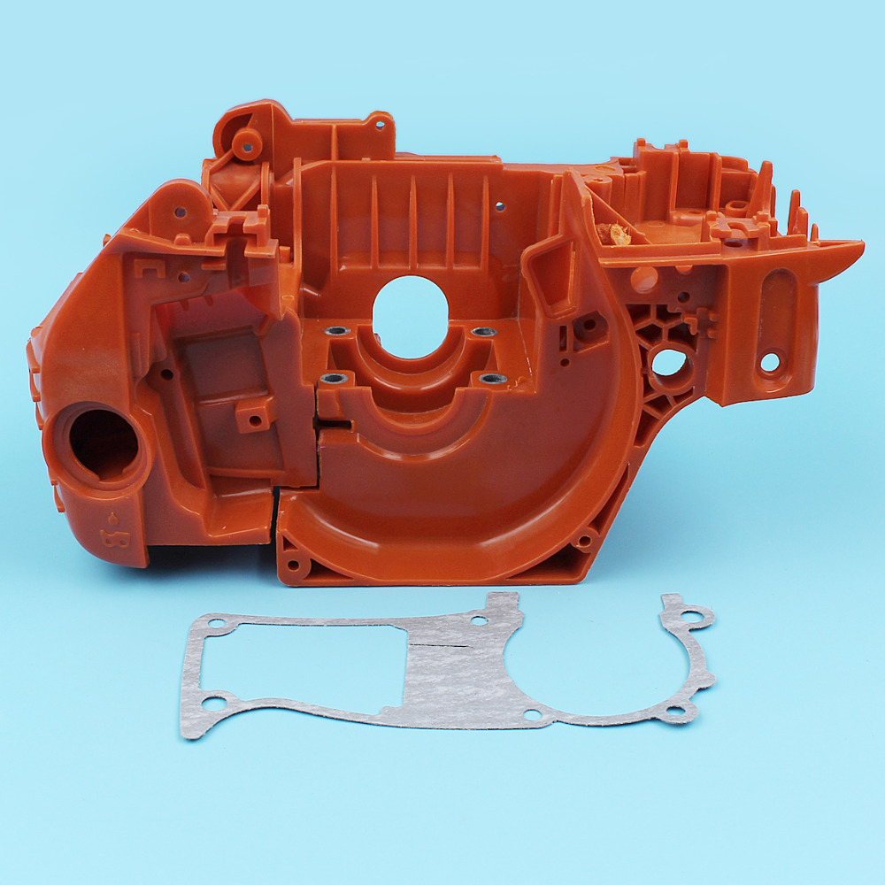 Crank Case Crankcase Engine Housing Cover Gasket Kit For Husqvarna 340 345 350 Chainsaw OEM # 537172001,537 17 20 01 NEW PARTS crankcase crank case engine motor housing gasket for husqvarna 61 268 272 272xp chainsaw parts