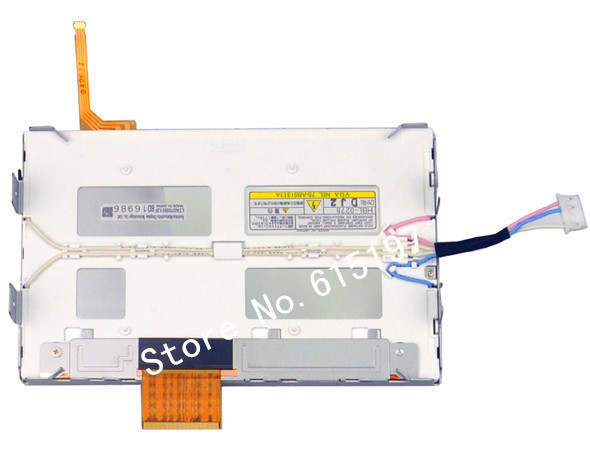 US $350 0 |original LCD Module With Touch Screen Replacement for Lexus MFD/  Toyota Prius MFD ( LTA070B512F )-in LCD Modules from Electronic Components