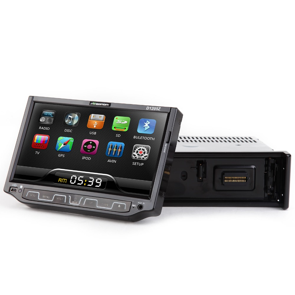 buy auto radio 7 1 din car dvd player. Black Bedroom Furniture Sets. Home Design Ideas