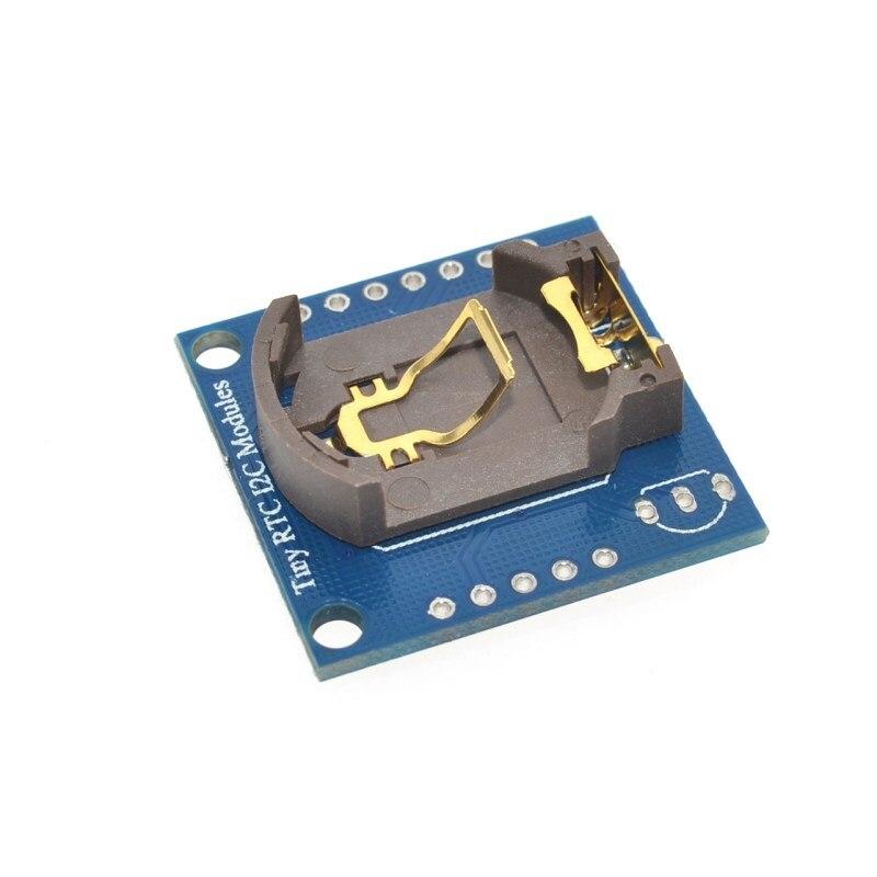 1 шт. Новое поступление AT24C32 Часы в реальном времени RTC I2C DS1307 модуль для AVR ARM PIC 51 ARM акция