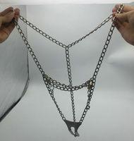 SM Kobiet metalowe ze stali nierdzewnej stealth chastity belt, spodnie urządzenie wokal zabawa zabawki