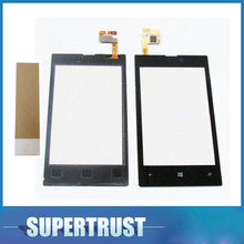 40 Inch 1PC Lot For Nokia Lumia 520 N520 Touch Screen Digitizer Front Glass Lens