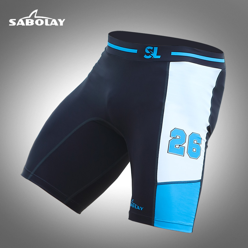 Quick Dry Men Surfing Rash Guards Wetsuit Diving Pants Mans Surf Shorts Swimming Trunks Rashguard Tights Sports Leggings NK004