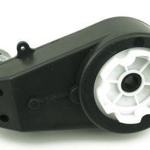 6 вольт 18000 об/мин Электродвигатель с коробкой передач для кататься на велосипеде/автозапчасти