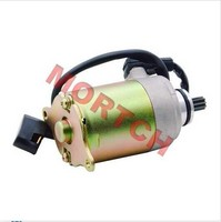 Chinese scooter GY6 parts GY6 Motor Assy Starter for 1P52QMI 1P50QMG 1P57QMJ Scooter ATV Go Karts Moped engines