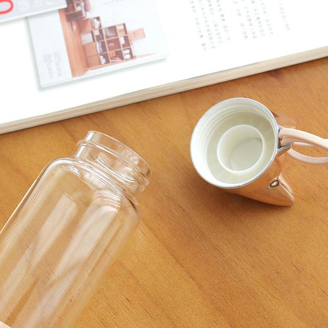 Cat Shaped Water Bottle