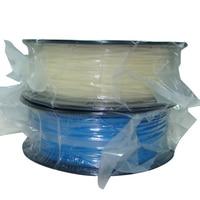 Glow in the Dark blue color 3d printer filaments PLA/ABS 1.75mm/3mm 1kg/2.2lb Plastics Consumables For MakerBot RepRap UP Mendel