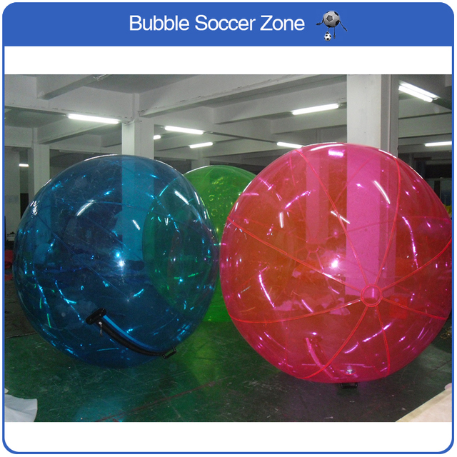 Livraison gratuite Dia 2 m boule deau gonflable boule de Hamster humain boule de marche de leau boule de Zorb en vente