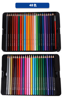 Mark With A Pencil Paragraph Baoke Water Soluble Iron Box Of Colored Pencils 12 Color 24