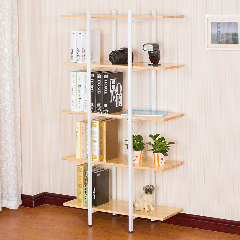 Man Patriarch Creative Combination Bookcase Shelf Bookcase Easy