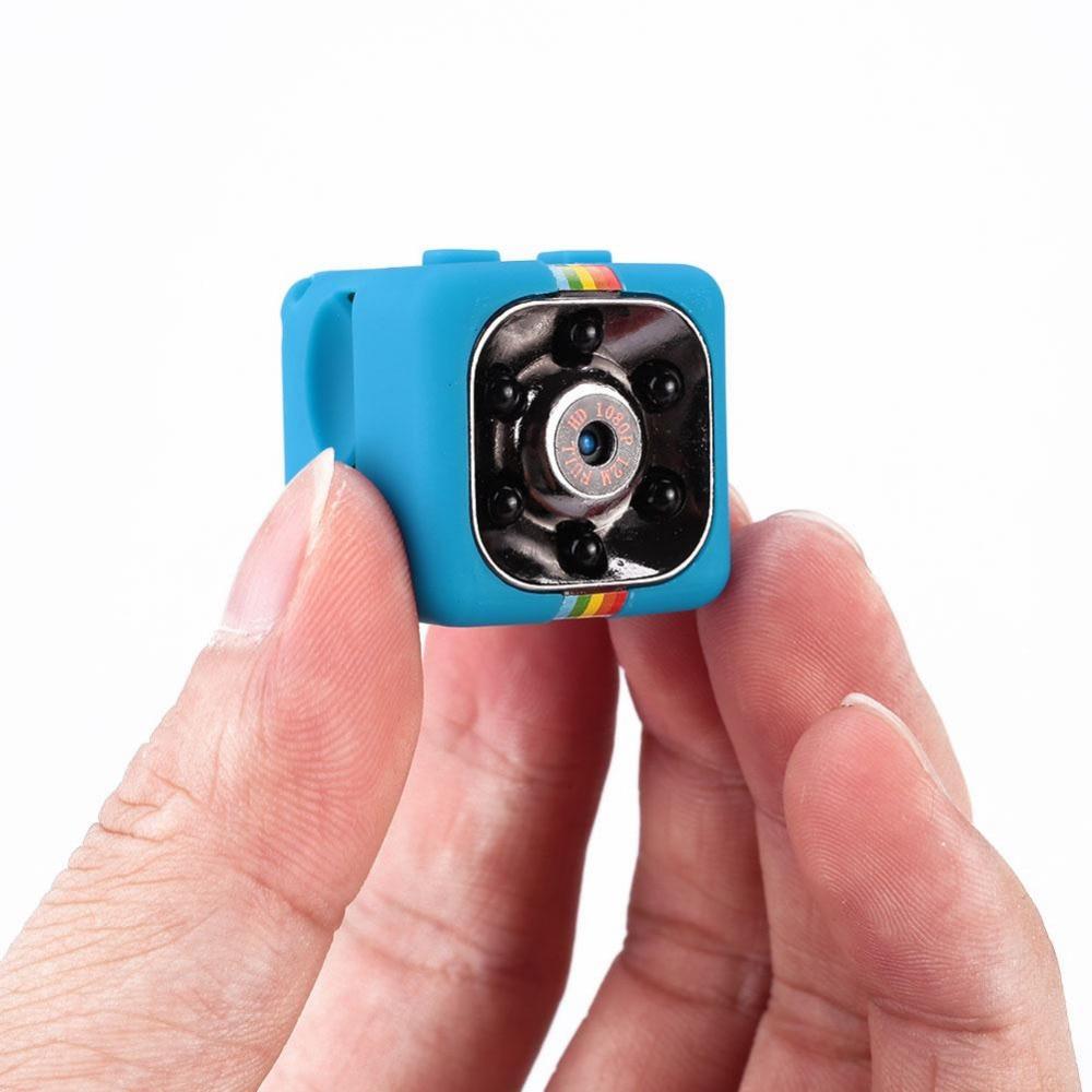 imágenes para SQ11 1080 P HD Videocámara Mini Cámara de Visión Nocturna Coche a Casa de Infrarrojos de La Cámara DVR Grabador de Vídeo DV Videocámara Grabadora de Vídeo