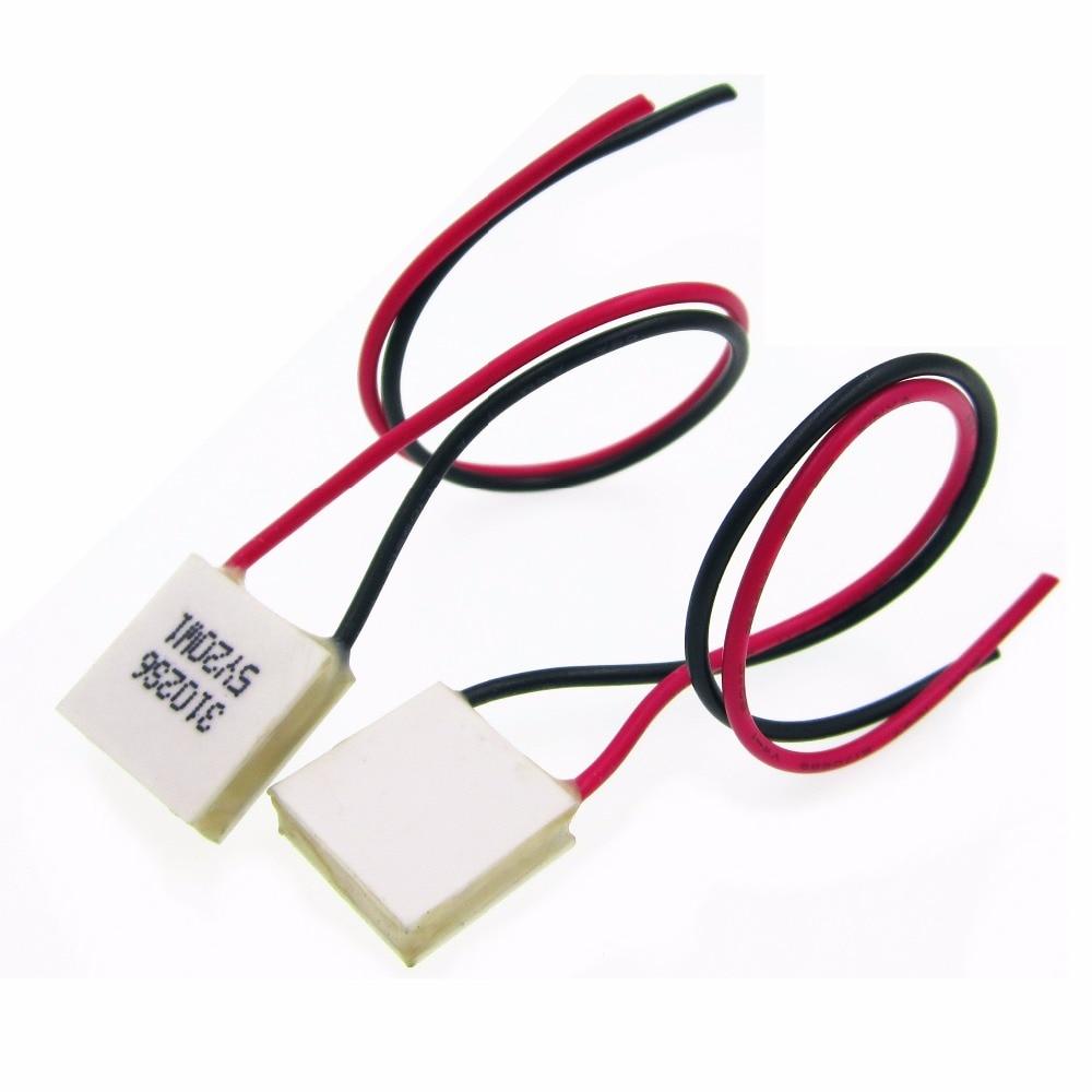 TEC1-19908 Heatsink Thermoelectric Cooler Peltier Plate Module 109.8W 24.1V