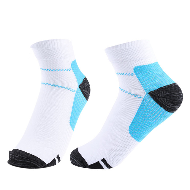 1 Pair High Quality Foot Compression Socks For Plantar Fasciitis Heel Spurs Arch Pain Comfortable Socks Venous New Socks 1