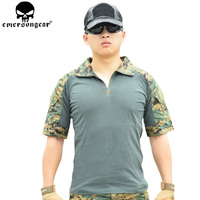EMERSONGEAR Combat Shirt Pants with Knee Pads Tactical Shirt Pants Airsoft Paintball Outdoor Hunting Clothes JD EM6920