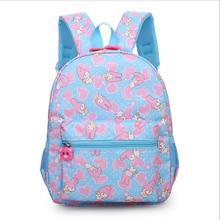 Śliczny plecak dziecięcy plecaki szkolne dla dzieci plecaki szkolne dla dzieci plecak przedszkolny dla dzieci plecaki dziecięce mochilas infantis tanie tanio DDAYXXUAN Nylon zipper Cartoon 29cm Torby szkolne Chłopcy 17cm 37cm 0 8kg