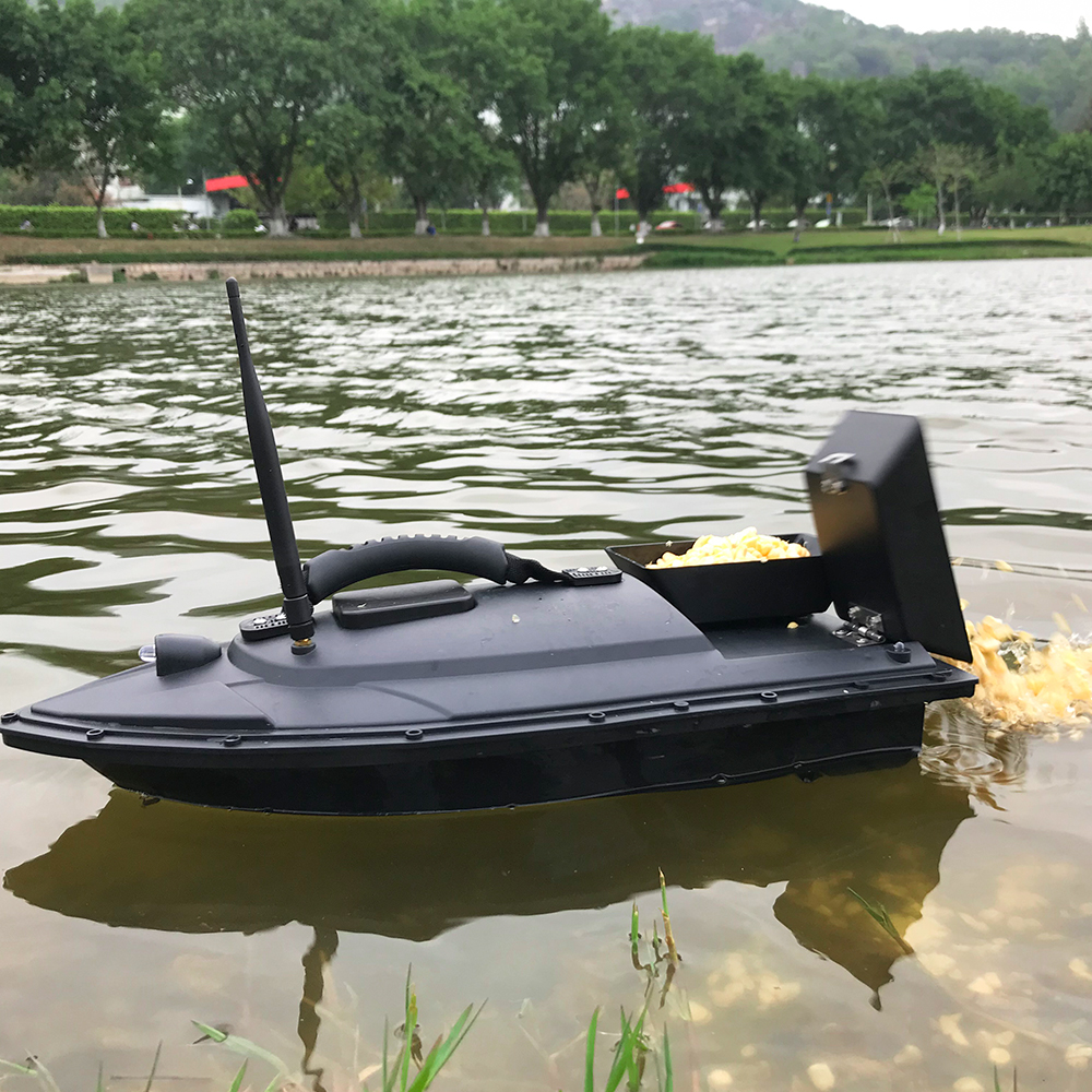 Flytec 2011 5 RC Boat Speedboat Fishing lure Fish Boat Finder 500m Fishing Bait Fisch Boat