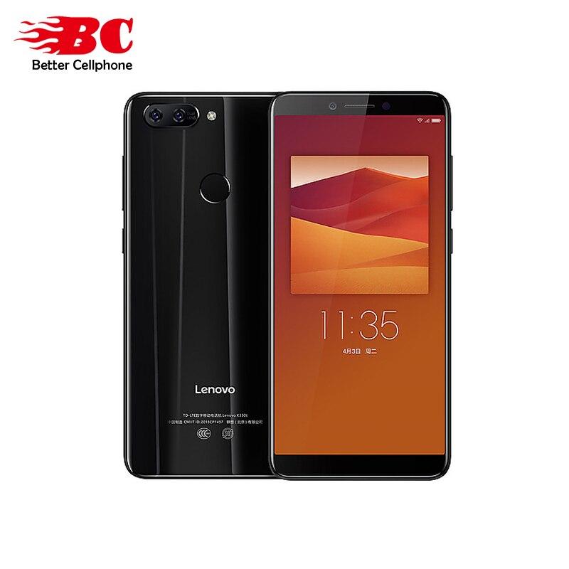 """Version internationale officielle Lenovo K5 K350t 3 GB RAM 32 GB ROM MT6750 Octa core 5.7 """"caméra arrière 13.0MP + 5.0MP 3000 mAh FDD LTE-in Mobile Téléphones from Téléphones portables et télécommunications on AliExpress - 11.11_Double 11_Singles' Day 1"""