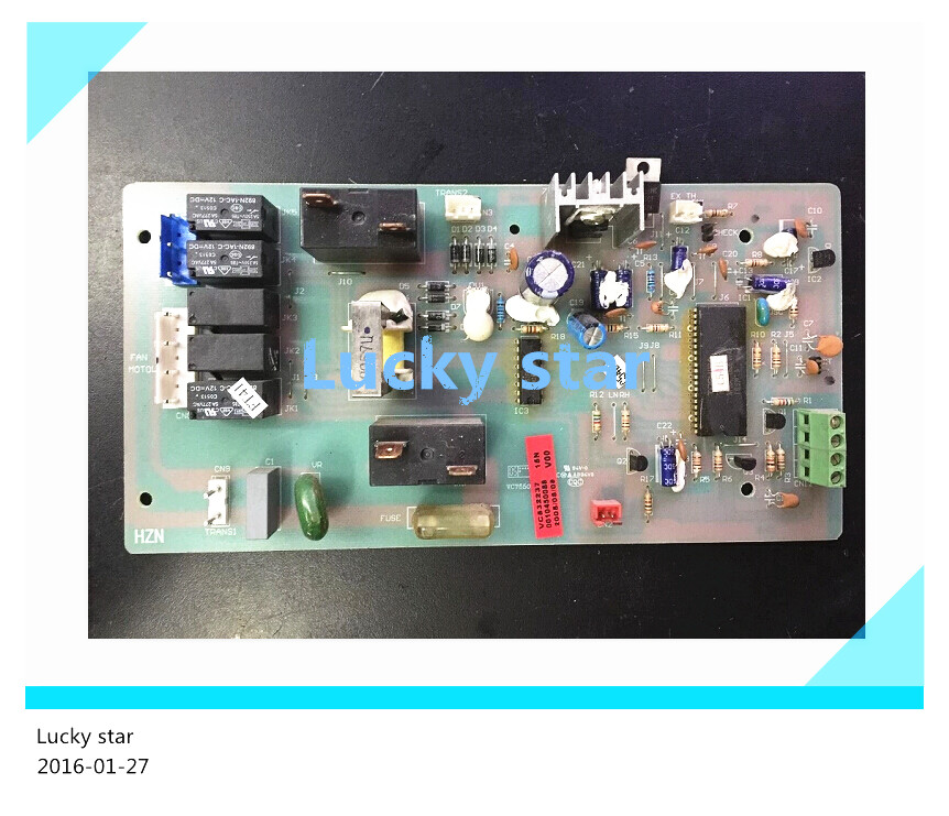 все цены на 95% new for Haier Air conditioning computer board circuit board 0010450088 good working