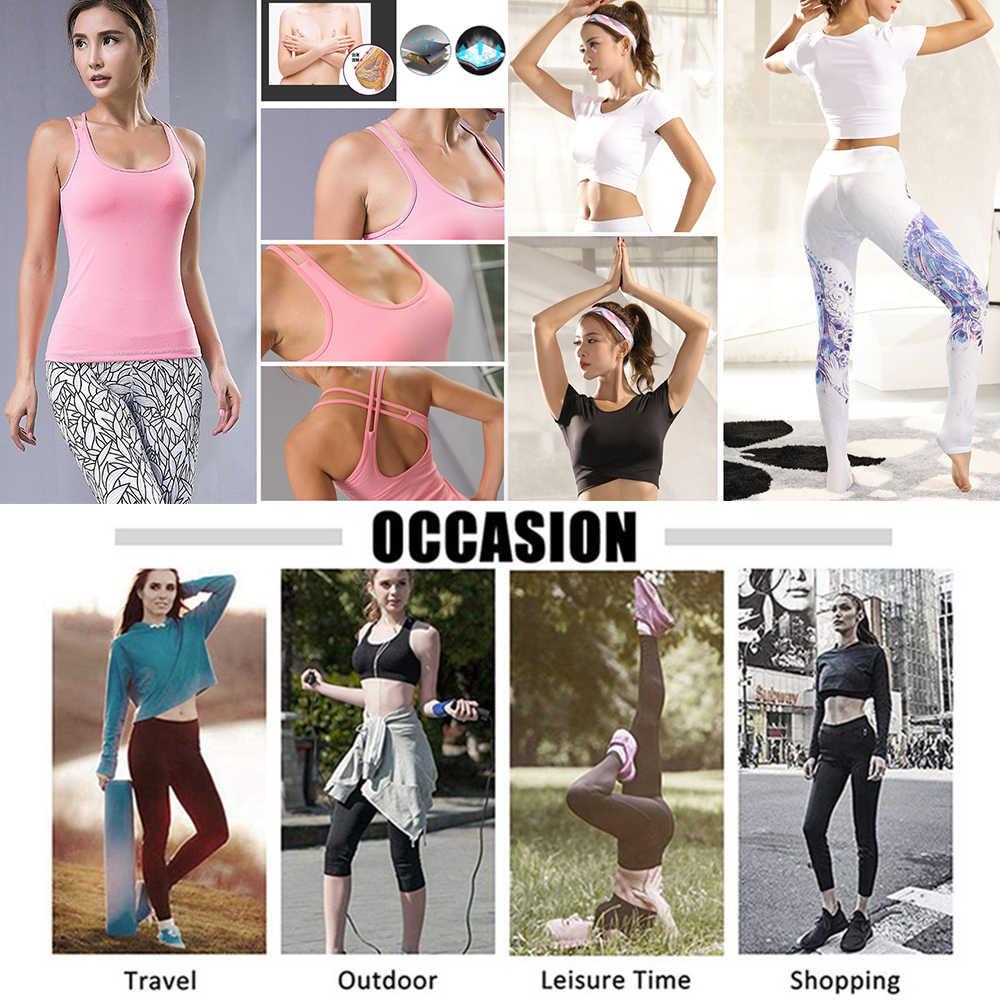Conjuntos de Yoga para mujer, traje deportivo, ropa deportiva, mallas para correr, camiseta superior + calcetines de Yoga + Pantalones de gimnasio para entrenamiento, ropa deportiva para perder peso