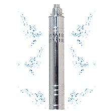 Kary 24 В 36 В DC солнечной водяной насос погружной, 0.5 hp 1 hp солнечный водяной насос для глубокой скважины