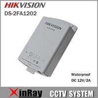 Hikvision Adapater Zasilania Gniazdka pozew o Hikvsion DS-2FA1202 montaż Ścienny Wodoodporna IP Kamery