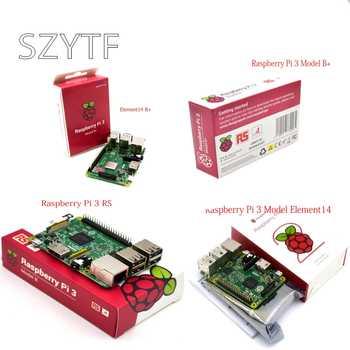 Raspberry Pi 3 Model B+ Raspberry pi 3  Element14  Raspberry pi 3 RS - DISCOUNT ITEM  7% OFF All Category