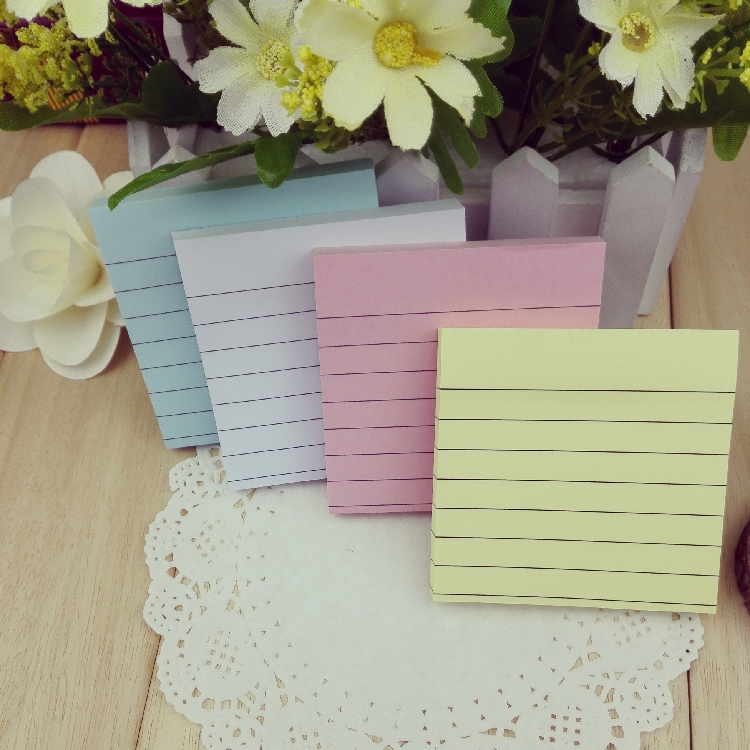 1PCS/LOT Wholesale hobby 66719 stripes sticky notes this note N posted Pepsi paste free stickers FREE SHIPPING